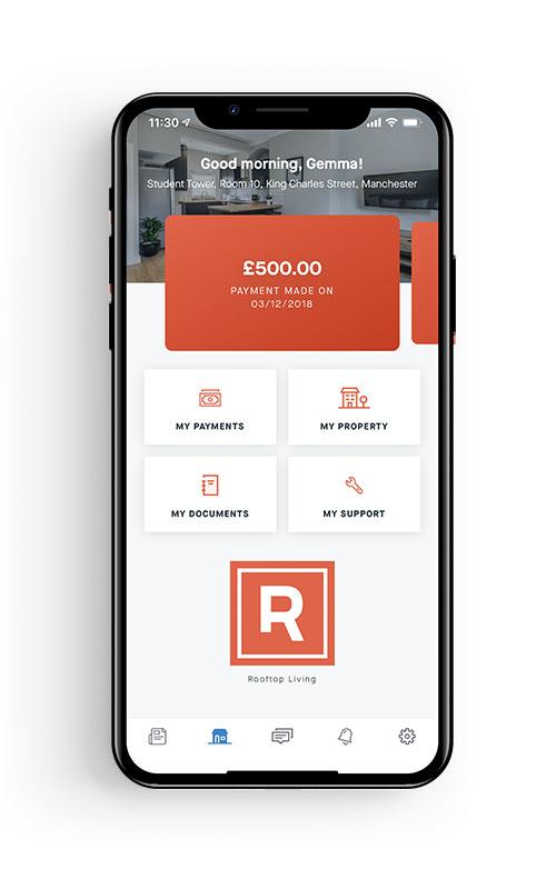 Rooftop Living App