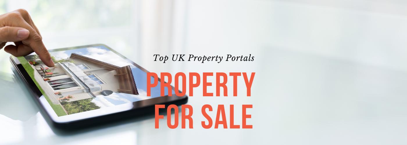 Top 10 Property Websites in UK