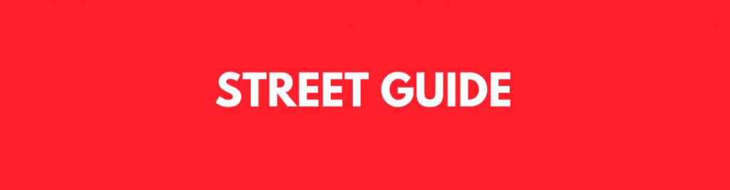 Norwood Road , Leeds Street Guide