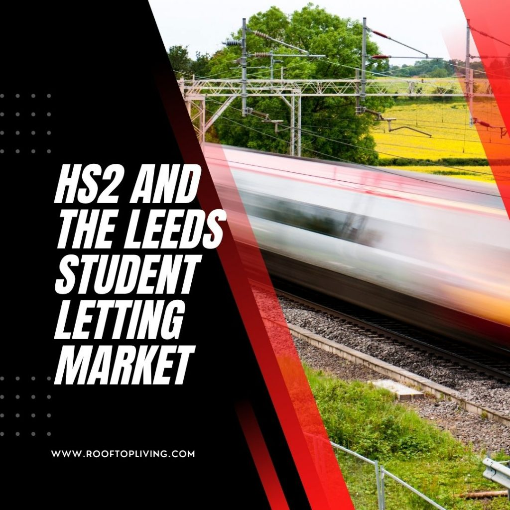 HS2 and the Leeds student letting market